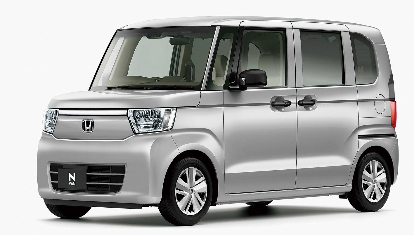 N-BOXベース新型車種「N-VAN」今年の夏頃デビューで130万円前後から!?