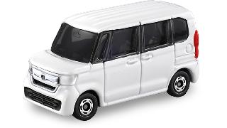 ホンダ新型N-BOXのトミカが6月に発売!予約受付中^^後部ドアもちゃんと開閉するそうです♪