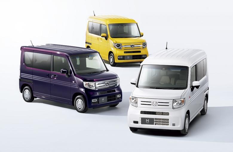 ホンダ新型車「N-VAN」大人気で納期が大変なことに・・・^^;