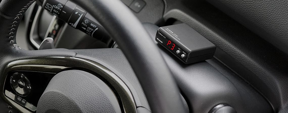 PIVOTから新型N-BOX NA/ターボ対応のコスパに優れたワンボディのスロコン「3-drive・EVO ( 3DE ) 」が10月に発売!