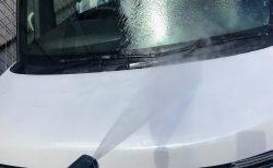 久々の洗車日和だったのでN-BOXを1ヶ月ぶりに洗車!グロスシャンプーで水垢も綺麗になりました♪