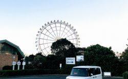 今日はロングドライブで茨城県までお出かけ^^ACC、LKAS大活躍で燃費は20km/L突破♪