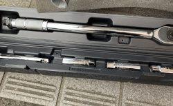 N-BOXカスタムをスタッドレスタイヤに交換しました!【準備・工具編】JF3の推奨締め付けトルク値は?