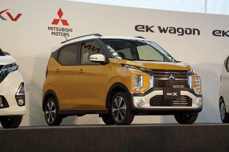 迫力フェイス!新型車『三菱eK X(クロス)』の販売グレードや価格、見積もり情報など