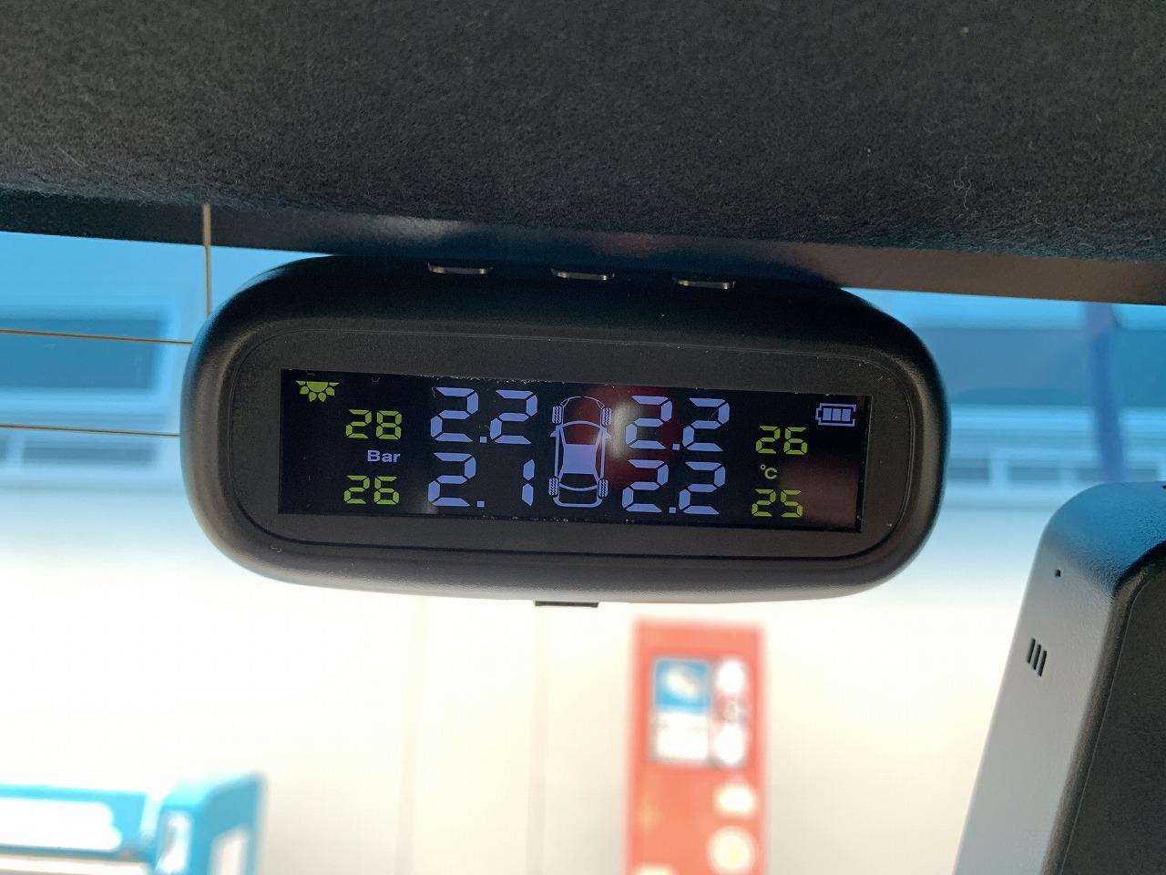 N-BOXカスタム(JF3)に「タイヤ空気圧モニタリングシステム(TPMS)」を装着しました♪取り付けレポート!