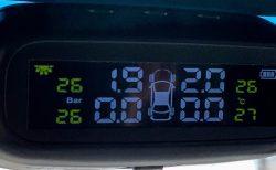 N-BOXカスタムターボ(JF3)に「タイヤ空気圧モニタリングシステム(TPMS)」取り付けて1ヶ月半たったので感想など^^