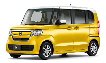 N-BOXが10月4日から年次改良モデル発売!廃止カラーや価格情報も!特別仕様車も廃止!?