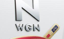 新型N-WGNエンブレム下に付けるHonda純正アクセサリーのルージュエンブレムがN-BOXにも似合いそう^^