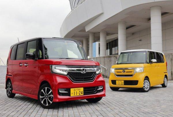 最新のN-BOXとN-BOXカスタムの販売比率やFF/4WD、NA/ターボ、グレード、ボディカラー比率は?