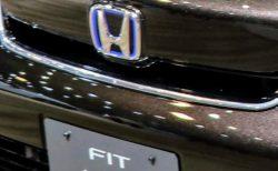 N-BOXにホンダ新型フィット・ハイブリッド(e:HEV)の純正エンブレムがそのまま流用できるそうです♪