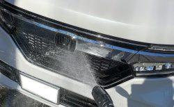 愛車のN-BOXを手洗い洗車&ケルヒャーでピカピカにしてあげました^^