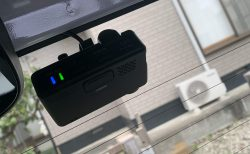 N-BOXカスタムに取り付けたホンダ純正リア用ドラレコ「DRH-194SG」取り付け時エラーや装着写真&録画映像などレビュー!