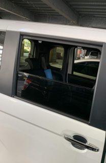 N-BOXの後席の窓が全開にならないのは何故?
