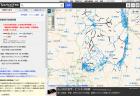 九州・岐阜の大雨災害支援としてホンダが純正インターナビ情報を「Yahoo!地図」の道路通行実績に提供し表示中