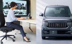 椅子に座ってるときも運転気分!「N-BOX」のシートがオフィスチェアになって発売!価格は?