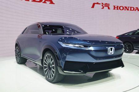 ホンダが中国北京モーターショーで「Honda SUV:e concept(ホンダ エスユーブイ イーコンセプト)」をワールドプレミア!