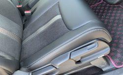 N-BOXカスタムターボ運転席シート破れ保証交換(無償)完了しました!作業明細と新品交換後のシートを確認♪