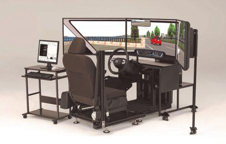 ホンダが「ドライビングシミュレーター」をマイチェン!電動Pブレーキ搭載やHonda車仕様のシートやステアリング採用(^^)価格は?