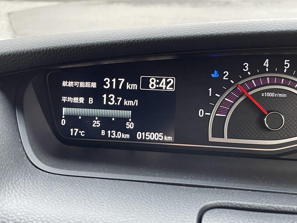 愛車N-BOXカスタムターボ号(JF3)の総走行距離が15,000kmを突破しました♪