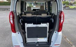 現行後期モデルN-BOX標準車ターボ・スロープ仕様(JF3)の代車試乗レポート!プレミアムサンライトホワイト・パールが美しい(^^)
