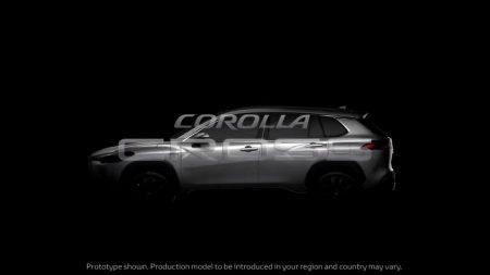 トヨタ新型車カローラクロスの日本仕様のフロントフェイス写真(デザイン)と価格が判明!ヴェゼルとガチンコ勝負になりそう(*^^*)
