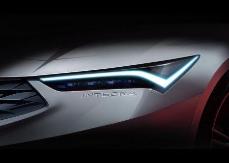 ティザー画像公開!ホンダ16年ぶりに「インテグラ」復活!2022年に新型車としてアメリカで発売予定。日本での発売は?