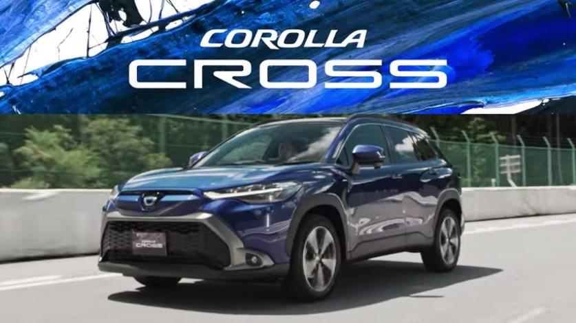 トヨタが新型車カローラクロスを発売!ヴェゼルとの戦いが見ものですね(^^)